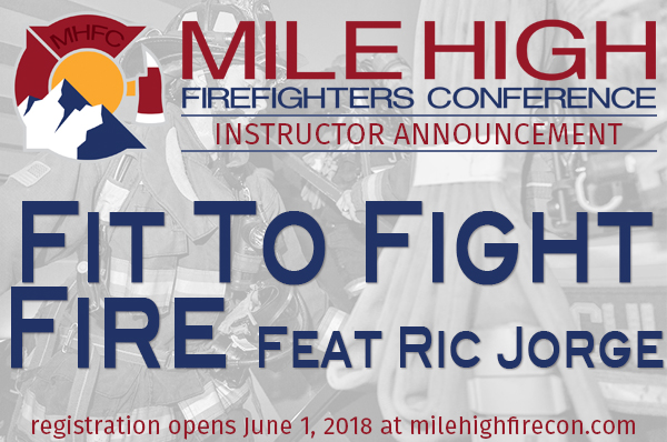 MHFC 2018 Instructor Announcement - FitToFight
