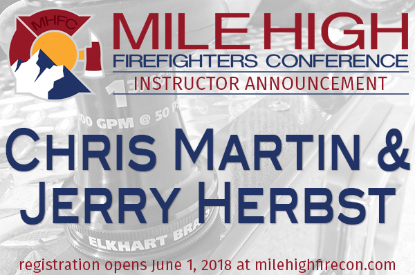 MHFC 2018 Instructor Announcement - Martin&Herbst